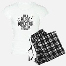 Music Director Pajamas