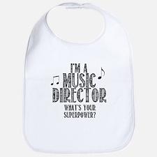 Music Director Bib
