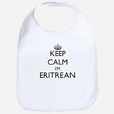 Keep Calm I'm Eritrean Bib