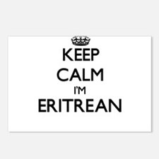 Keep Calm I'm Eritrean Postcards (Package of 8)