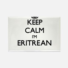 Keep Calm I'm Eritrean Magnets
