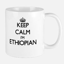 Keep Calm I'm Ethiopian Mugs