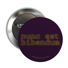 Time To Drink (Latin) Button
