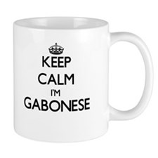 Keep Calm I'm Gabonese Mugs