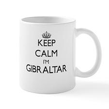 Keep Calm I'm Gibraltar Mugs