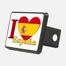I love Espana - Spain Hitch Cover