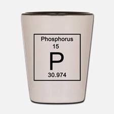 15. Phosphorus Shot Glass