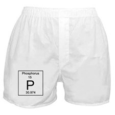 15. Phosphorus Boxer Shorts