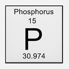 15. Phosphorus Tile Coaster