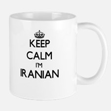 Keep Calm I'm Iranian Mugs