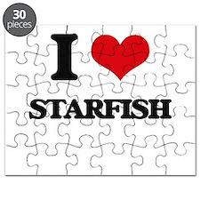 I love Starfish Puzzle