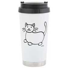 Cute Folklore Travel Mug
