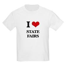 I love State Fairs T-Shirt