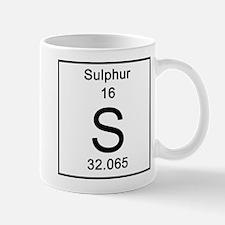 16. Sulphur Mugs
