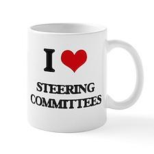 I love Steering Committees Mugs