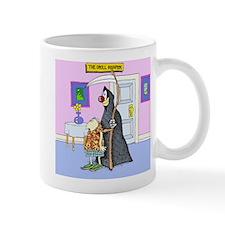 The Droll Reaper Mug