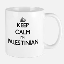 Keep Calm I'm Palestinian Mugs