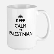 Keep Calm I'm Palestinian Mugs