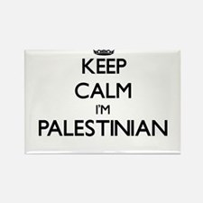 Keep Calm I'm Palestinian Magnets