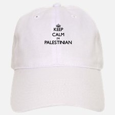 Keep Calm I'm Palestinian Baseball Baseball Cap
