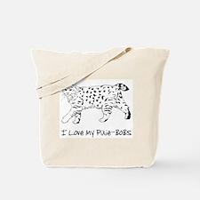 Love Pixie-Bobs Tote Bag