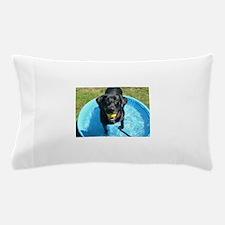 Black Lab Pillow Case