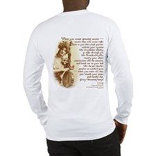 Glory-Beaming Banjo -Long Sleeve
