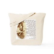 Glory-Beaming Banjo Tote Bag