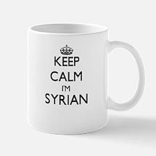 Keep Calm I'm Syrian Mugs