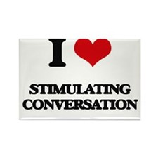 I love Stimulating Conversation Magnets