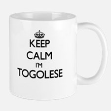 Keep Calm I'm Togolese Mugs