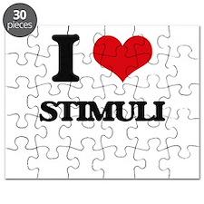I love Stimuli Puzzle