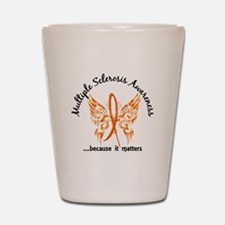 MS Butterfly 6.1 Shot Glass