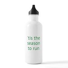 season to run Water Bottle