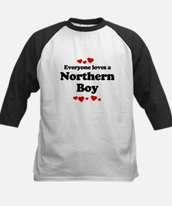 Everyone loves a Northern boy Tee