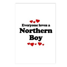 Everyone loves a Northern boy Postcards (Package o