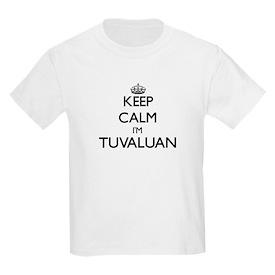 Keep Calm I'm Tuvaluan T-Shirt