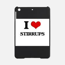 I love Stirrups iPad Mini Case