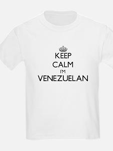 Keep Calm I'm Venezuelan T-Shirt