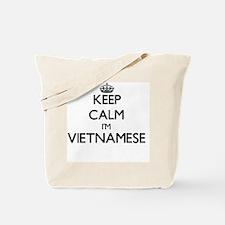 Keep Calm I'm Vietnamese Tote Bag