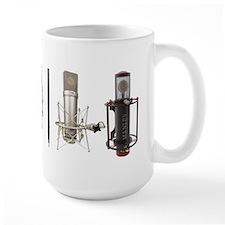 Microphone Mug Mugs