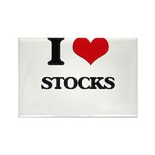 I love Stocks Magnets