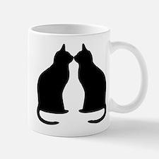 Cute Black and white Mug