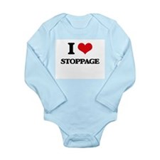 I love Stoppage Body Suit