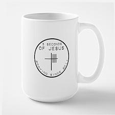 5 Seconds Of Jesus Mugs