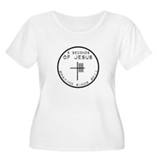 5 Seconds Of Jesus Plus Size T-Shirt