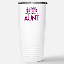 Funny Aunt Travel Mug