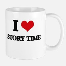 I love Story Time Mugs