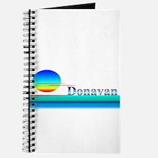 Donavan Journal