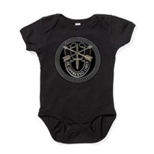 Special Forces Green Berets Baby Bodysuit